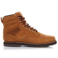 Ботинки высокие QUIKSILVER Wr Bronk Brown2