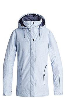Куртка сноубордическая женская Roxy Billie Powder Blue1