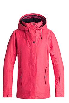 Куртка сноубордическая женская Roxy Billie Teaberry2