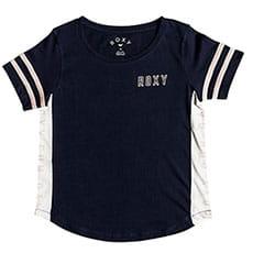 Футболка детская Roxy Lucky You Dress Blues3