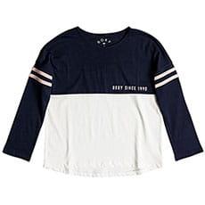 Лонгслив детский Roxy Sun One Dress Blues1