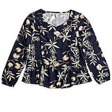 Блузка детская Roxy I Got Lives Dress Blues Birds Fl3