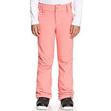 Штаны сноубордические детские Roxy Creek Girl Pt Shell Pink1