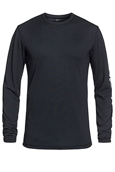 Термобелье (верх) QUIKSILVER Territory Top Black2