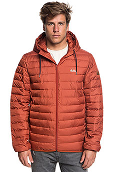Куртка QUIKSILVER Scaly Barn Red2
