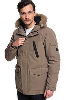 Куртка зимняя QUIKSILVER Stormdropathlet Falcon1