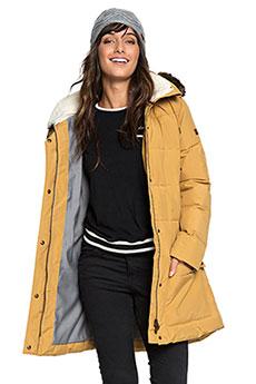 Куртка парка женская Roxy Ellie Apple Cinnamon