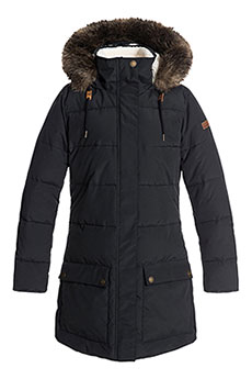 Куртка парка женская Roxy Ellie True Black4