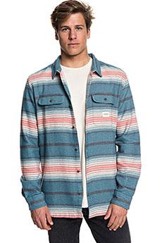 Рубашка QUIKSILVER Kanagawa Tapestry Heavy Flann3