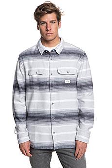 Рубашка QUIKSILVER Kanagawa Micro Chip Heavy Fla1