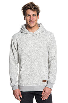 Толстовка кенгуру QUIKSILVER Kellerhood Light Grey Heather2