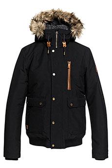 Куртка зимняя QUIKSILVER Arris Black1