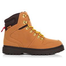 Ботинки высокие DC Peary Tr Wheat/Dk Chocolate1