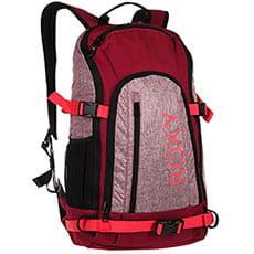 Рюкзак спортивный женский Roxy Tribute Backpac Beet Red3