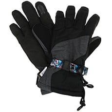 Перчатки сноубордические женские Roxy Crystal Gloves True Blаck1