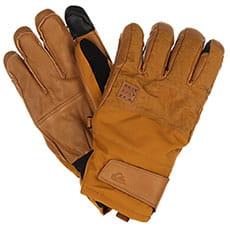 Перчатки сноубордические QUIKSILVER Squad Glove Golden Brown2
