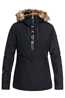 Анорак сноубордический женский Roxy Shelter True Black3