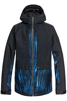 Куртка утепленная QUIKSILVER Tr Ambit Daphne Blue_stellar3