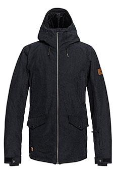 Куртка утепленная QUIKSILVER Drift Black3