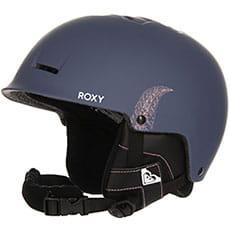 Шлем для сноуборда женский Roxy Avery Crown Blue queen Mot1
