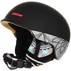 Шлем для сноуборда женский Roxy Angie True Black pop Snow1