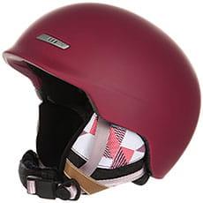Шлем для сноуборда женский Roxy Angie Beet Red2