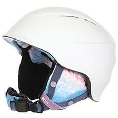 Шлем для сноуборда женский Roxy Millbury Bright White snowyva3