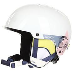 Шлем для сноуборда детский Roxy Happyland Bright White alska B3
