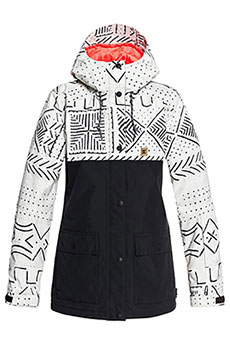 Куртка сноубордическая женская DC CRUISER Jkt J SNJT WEJ6