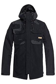 Куртка сноубордическая DC Haven Black Dcu Reflective3