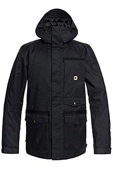 Куртка утепленная DC Servo Black1