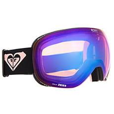 Маска для сноуборда женский Roxy Popscreen Tb True Black torahs R3