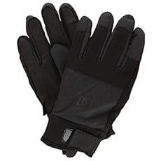 Перчатки сноубордические DC Industry Glove Black1