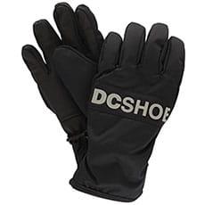Перчатки сноубордические детские DC Franchise Yth Black