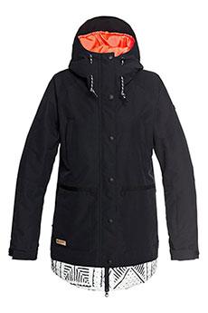 Куртка сноубордическая DC Riji Black2