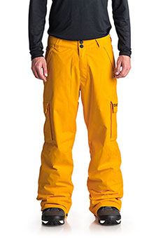 Штаны сноубордические DC Banshee Golden Rod2