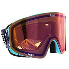 Маска для сноуборда женская Roxy Feelin Bachelor Button1