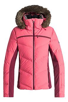 Куртка сноубордическая женская Roxy Snowstorm Dusty Cedar1