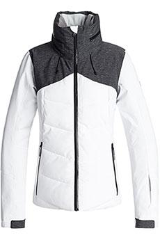 Куртка утепленная женская Roxy Flicker Bright White2