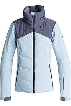 Куртка сноубордическая женская Roxy Flicker Powder Blue3