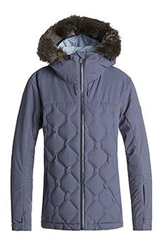 Куртка сноубордическая женская Roxy Breeze Crown Blue1