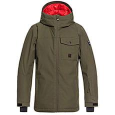 Куртка сноубордическая детская QUIKSILVER Miss Sol Grape Leaf2