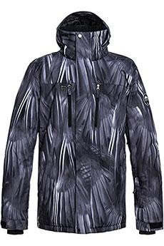 Куртка сноубордическая QUIKSILVER Mission Pr Black_stellar3