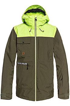 Куртка сноубордическая QUIKSILVER Arrow Wood Grape Leaf2