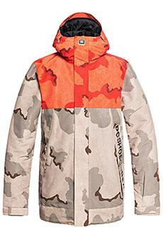 Куртка сноубордическая DC Defy Incense Dcu Camo2