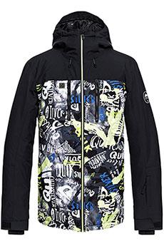 Куртка сноубордическая мужская Quiksilver MISSION BLCK JK M SNJT KVJ5