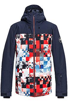 Куртка сноубордическая мужская Quiksilver MISSION BLCK JK M SNJT RPZ1
