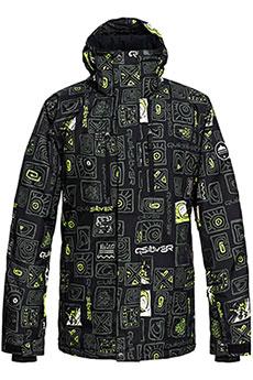 Куртка сноубордическая мужская Quiksilver MISSION PR JK M SNJT CRE1