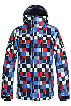 Куртка сноубордическая мужская Quiksilver MISSION PR JK M SNJT BTK1