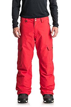Штаны сноубордические QUIKSILVER Porter Flame2